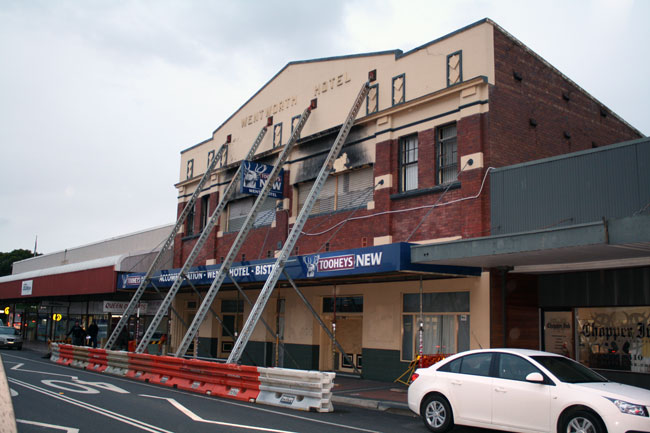 The Wentworth Hotel Cessnock